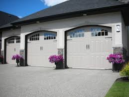 Ceiling Material For Garage by Outdoor White Paint Costco Garage Doors With Ceiling Lighting