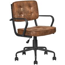 Milan Direct Hugo Retro Home Office Chair & Reviews | Temple & Webster
