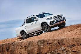 100 Mercedes Benz Pickup Truck Production 2018 XClass Unveiled Forgets