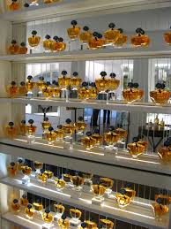 The Guerlain Store And Spa In Paris Perfume Pampering