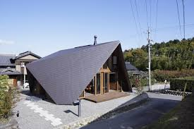 100 Origami House A With An Like Roof Design Milk