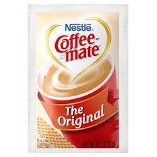 Coffee Mate Original Powdered Creamer 3 G Packets
