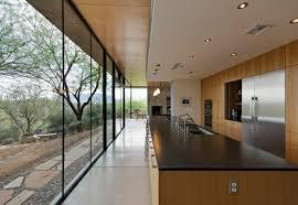 cuisine en bois cuisine et bois un espace moderne et intrigant