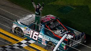 100 Nascar Truck Race Results Austin Hill Wins NextEra Energy 250 At Daytona NASCAR MRN