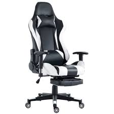 Amazing High Back Executive Racing Gaming Chair Reclining Office ... Odessa High Back Executive Chair Adjustable Armrests Chrome Base Amazonbasics Black Review Youtube Back Chairleatherette Home Fniture On Carousell Shop Bodybilt 272508 Cosset Highback By Sertapedic Srj48965 Der300t1blk Derby Faux Leather Office 121 Jersey Faced Armchair Cheap Boss Transitional Highback Walmartcom Amazoncom Essentials Fabchair Ayrus With Ribbed Cushion Edge High Meshback Executive Chair With Lumbar Support Ofx Office