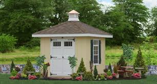 Amish Made Storage Sheds by Be Unique With Custom Storage Sheds And Prefab Garages