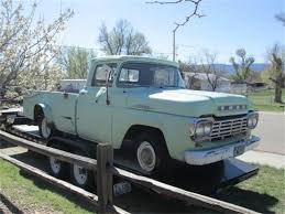 100 59 Ford Truck 19 F100 For Sale ClassicCarscom CC1124118