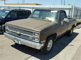 1984 Chevrolet Pickup For Sale | ClassicCars.com | CC-1025720 1984 Chevrolet Silverado Hot Rod Network Truck 84ch4619c Desert Valley Auto Parts Vintage Motorcars 7891704f0608fc Low Res For Chevy M1008 Cucv D30 4x4 Military 39000 Original Miles Rm Sothebys C10 Shortbed Auburn Fall 2012 K10 Ideal Classic Cars Llc 278 Tpa Youtube Ck For Sale Near Cadillac Michigan 49601 Pickup Truck Item A6564 Sol Shortbed Sale Autabuycom Scottsdale Coub Gifs With Sound