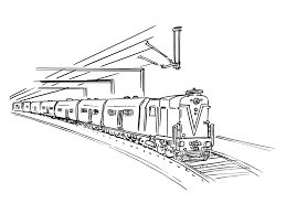 Coloring Pages Free Thomas Coloringagesrintable Train The