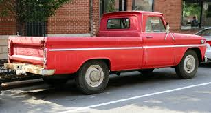 100 1966 Gmc Truck File GMC Cseries Pickup Rearjpg Wikimedia Commons