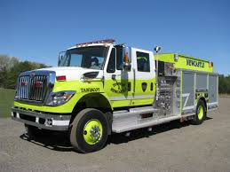 100 New Fire Trucks Truck Deliveries