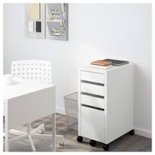 Micke Desk With Integrated Storage Assembly Instructions by Micke Drawer Unit With Drop File Storage White 35x75 Cm Ikea