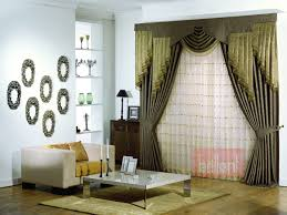 Living Room Curtain Ideas Brown Furniture by Startling Latest Curtain Design For Living Room
