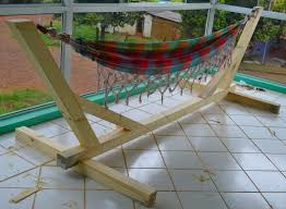 Indoor Hammock Bed by Hammock Stand Indoor U0026 Outdoor Woodworking Wood Hammock