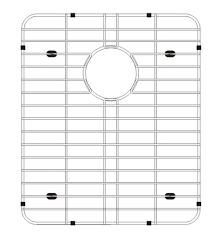 Lenova Sink Ss Le 38 by Faucet Stop Lenova Sink Grid G0s4 Stainless Steel