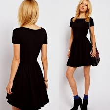 casual black dresses for women naf dresses