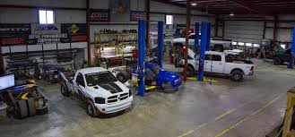 100 Truck Performance Shops Brotherhood Built Behind The Scenes At Firepunk Diesel