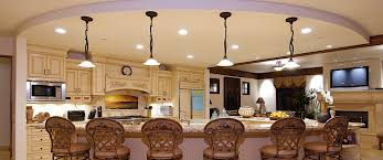 impressive the recessed light of can lights in kitchen
