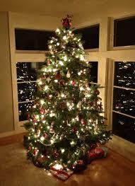 Xmas Tree Decorating Ideas With Beautiful Natural Christmas