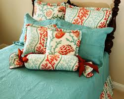 Coral Colored Bedding by Coral Colored Bedding Sets U2014 Decor Trends Cute Coral Colored