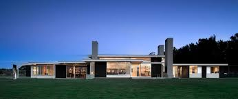 Simple One Story Houses Modern House Designs