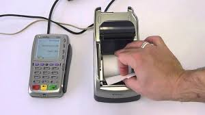 Verifone Vx670 Help Desk Number by Change The Paper Roll On Your Verifone Vx810 Duet Eftpos Terminal