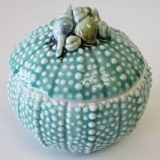 100 Sea Shell Design Pin By Laura Moore Decor On Ideas For The House Ceramic Boxes
