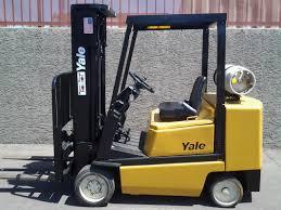 100 Yale Lift Trucks Glc050 5000 Cushion Forklift Refurbishedused Forklift For