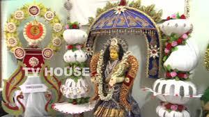 arts and crafts 2015 varamahalakshmi decoration exhibition youtube
