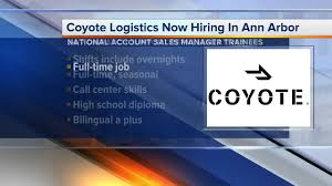 Coyote Logistics Is Hiring In Ann Arbor - YouTube Coyote Logistics 2013 Youtube Tql Chicago Why Ups Is Buying Business News Retail Mchandiser Trucking Company Best Image Truck Kusaboshicom Third Party Transportation Provider Strive Named To Transport Topics Top Freight Brokerage Firms List To Acquire And Shipping Firm Keeptruckin Form A Strategic Alliance Help
