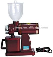 360W Electrical Commercial Coffee Bean Grinders Mill Grinder
