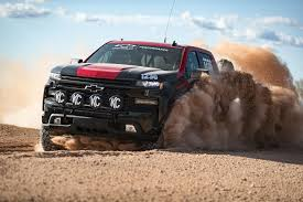 100 Chevy Truck Performance Silverado Offroad Racing Program Could Foreshadow A