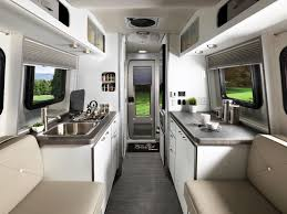 100 Inside Airstream Trailer S New Nest Camper Is Cute And Practical WIRED