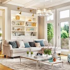 skandinavischer landhausstil fürs wohnzimmer scandinavian