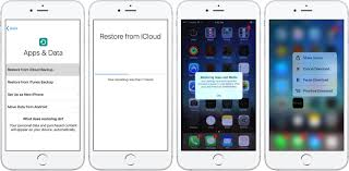 How to restore iPhone from iCloud Backup