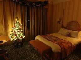 chambre disneyland décoration noël chambre 1140 photo de disneyland hotel chessy