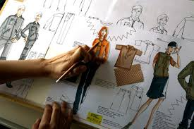 bureau de styliste pôle mode ouest the of industrial clothing from