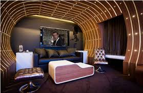 James Bond 007 Bedroom Decoration Original And Elegant Design