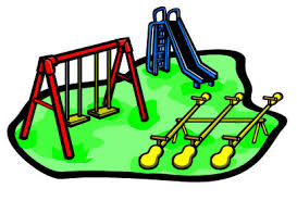 Best Playground Clipart 7434 Clipartion