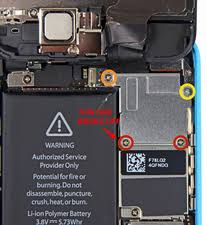 Battery drain after screen replacement iPhone 5s iFixit