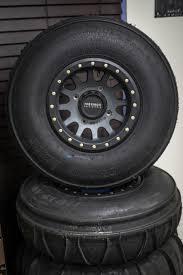 Method Race Wheels 401 And Tensor 32