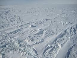 Snow Drift On Igloo