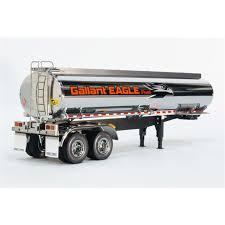 100 Radio Controlled Semi Trucks Tamiya 114 Fuel TankTrailer Tamiya Tractor Truck TAM56333 RC