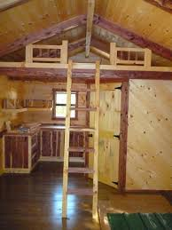 trophy amish log cabins tiny house blog Small Log Cabin With Loft