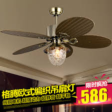 Rattan Ceiling Fans With Lights by China Antique Style Fan China Antique Style Fan Shopping Guide At