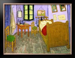 Vincent van gogh the paintings vincents bedroom in arles