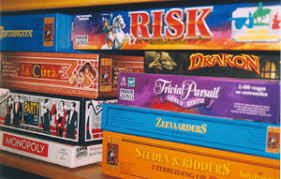 A Fun Zones Board Games And Game Shows