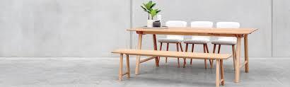 Scandinavian Style Designer Dining Table Set Melbourne Sydney