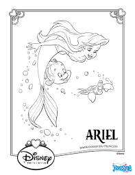 Coloriage Princesse Walt Disney Superbe Disposition Coloriage Ariel