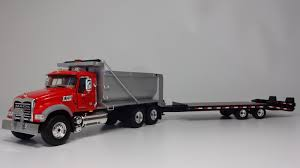 1:50 First Gear Mack Granite Dump Truck And Tagalong Trailer ... Amazoncom Bruder Mack Granite Halfpipe Dump Truck Toys Games Toy Trucks For Kids Australia Galaxy Tipping Container Mack Images Man Tgs Cstruction Educational Planet Ebay Trains Vehicles 150 First Gear And Tagalong Trailer Bruder Matt Juliette 2823 Youtube Missing Bed